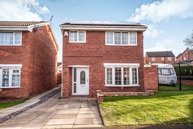 Thumbnail Detached house for sale in Coppice Avenue, Hatfield, Doncaster
