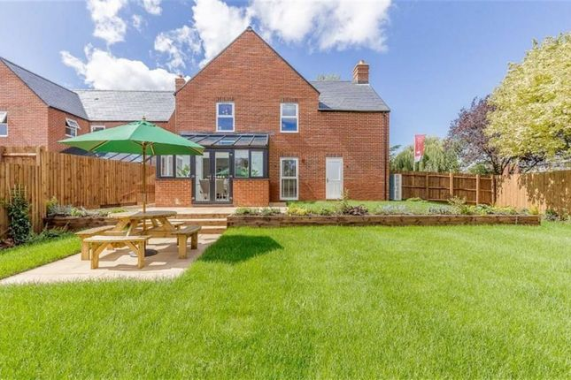 Thumbnail Detached house for sale in Maisemore, Gloucester