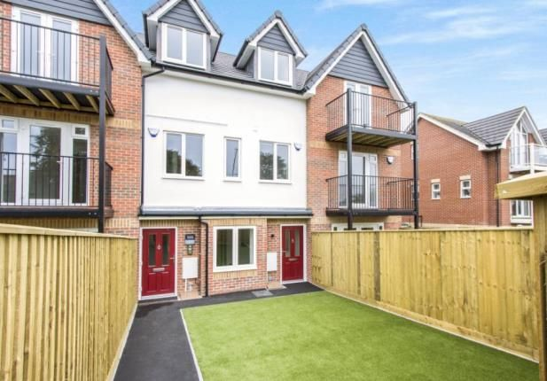 Thumbnail Flat for sale in Upton, Poole, Dorset