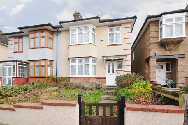Thumbnail Semi-detached house to rent in Boston Gardens, Brentford
