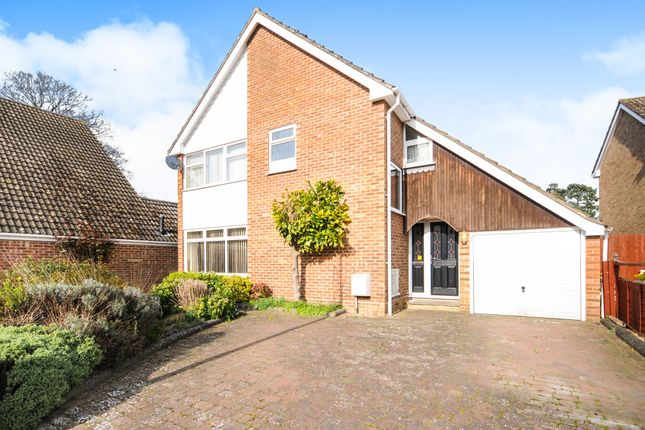 Thumbnail Detached house for sale in Abbeygate, Thetford