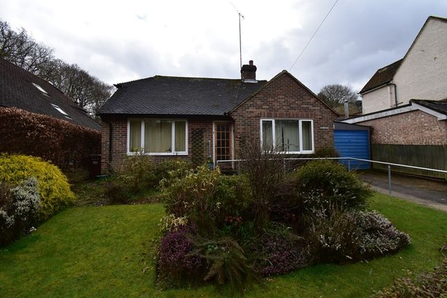 Thumbnail Detached bungalow for sale in Mardens Hill, Crowborough