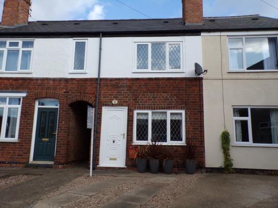3 bed terraced house for sale in Camelot Crescent, Ruddington, Nottingham, Nottinghamshire