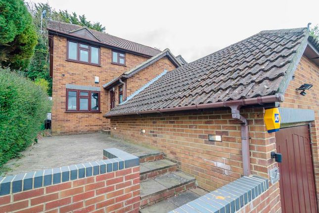 Thumbnail Semi-detached house to rent in Hillcrest Road, Biggin Hill, Westerham, Kent