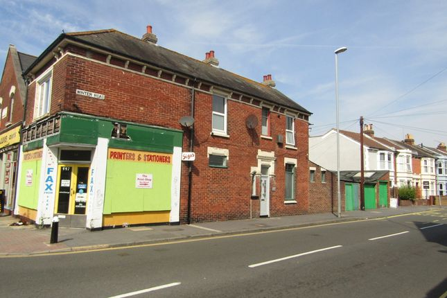 Thumbnail Land for sale in Highland Road, Southsea, Hampshire