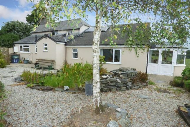 Thumbnail Detached house for sale in Mill Hill Lane, Tavistock