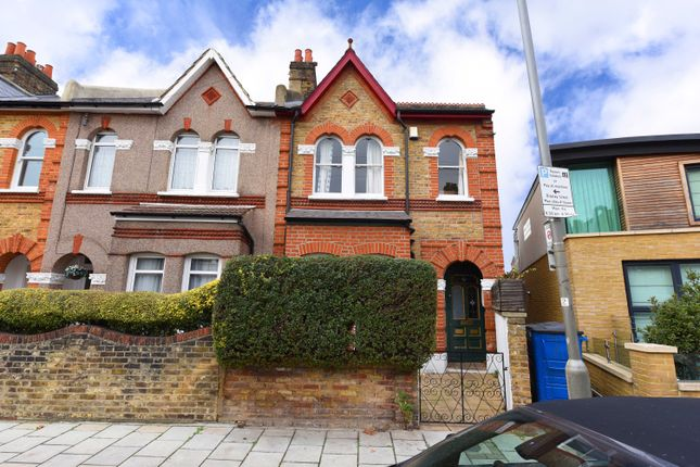 Thumbnail Semi-detached house for sale in Skelbrook Street, Earlsfield