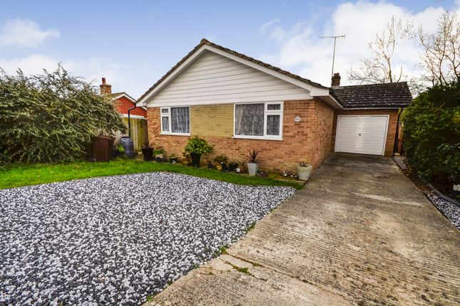 Thumbnail Detached bungalow for sale in Silva Close, Bexhill On Sea