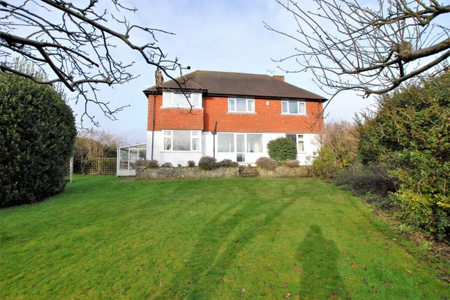 Thumbnail Detached house for sale in St Johns Road, Hythe