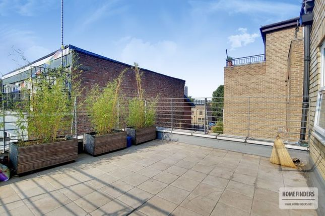 Thumbnail Flat to rent in Bentley Road, London