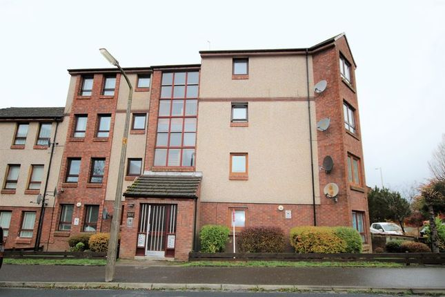 Front Entrance of Clepington Court, Dundee DD3
