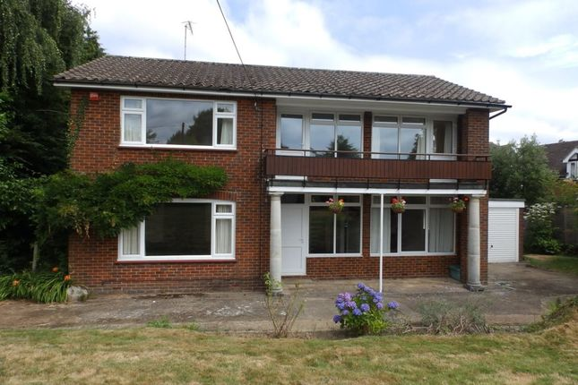 Thumbnail Detached house to rent in Camden Park, Tunbridge Wells