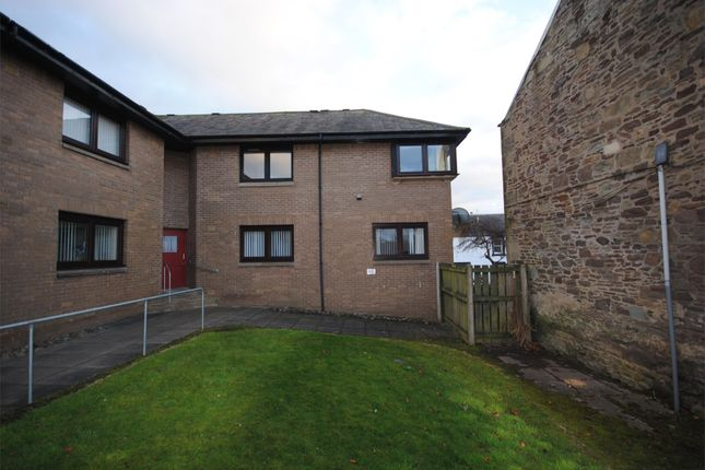 Thumbnail Flat for sale in 3 Bernards Court, Lanark