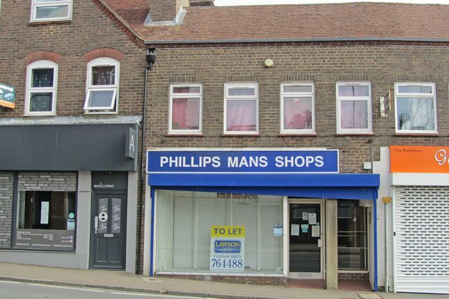 Thumbnail Retail premises to let in Shop 1 Attwood House, The Broadway, Crowborough