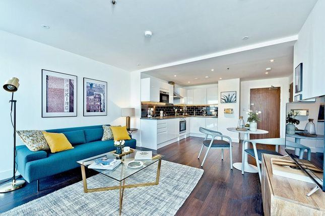 Thumbnail Flat to rent in 7-9 Christchurch Road, London