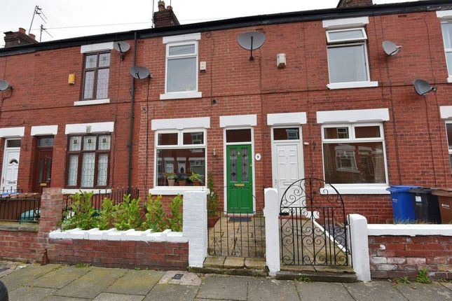 2 bed terraced house for sale in Harold Street, Offerton, Stockport
