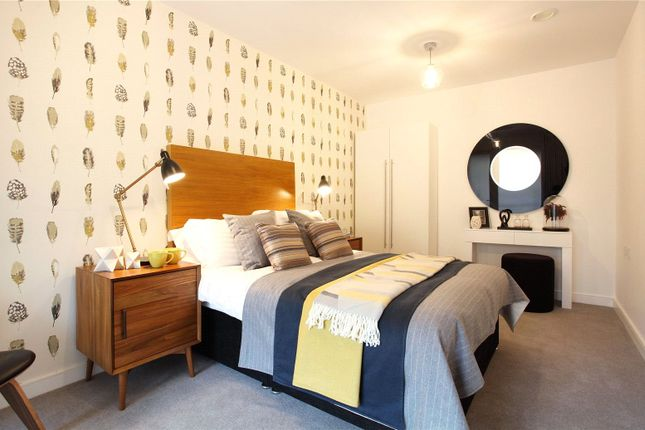 Thumbnail Flat for sale in Prospect East, Leyton Road