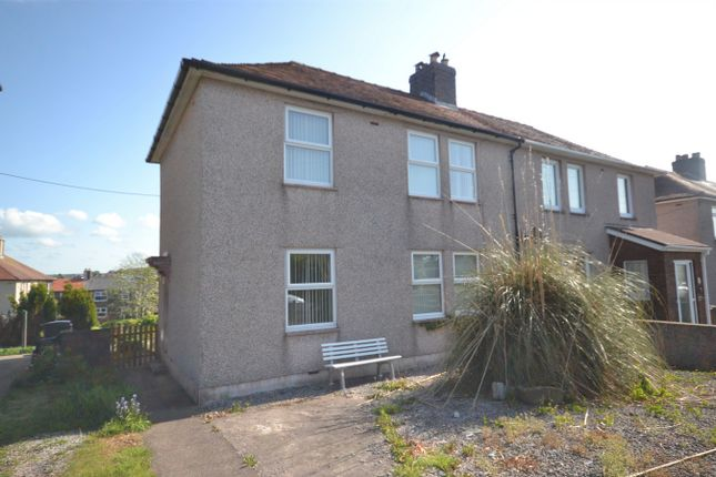 Thumbnail Semi-detached house to rent in Tower View, Egremont, Cumbria
