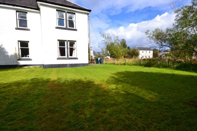 Thumbnail Flat for sale in Flat 3, Morven View, Salen, Isle Of Mull