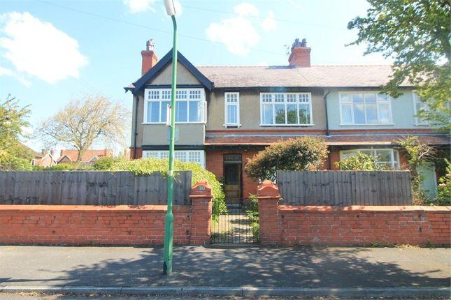 Thumbnail Semi-detached house for sale in Ennismore Road, Blundellsands, Merseyside