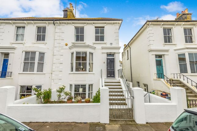 Thumbnail Semi-detached house for sale in Osborne Villas, Hove