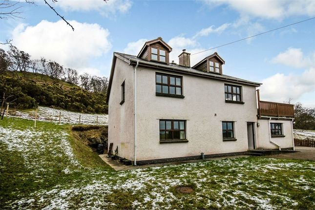 Thumbnail Detached house for sale in Goginan, Aberystwyth, Ceredigion