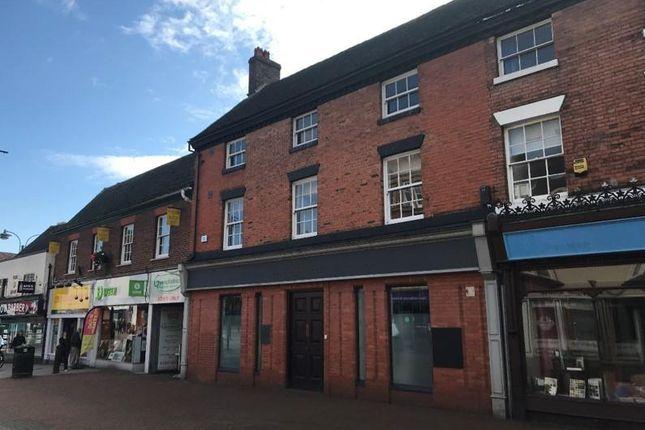Thumbnail Retail premises to let in 3 George Street, Tamworth