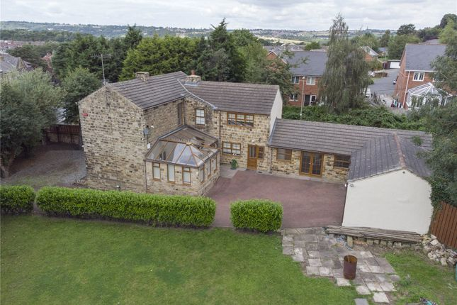 Thumbnail Detached house for sale in Lees Hall Road, Dewsbury