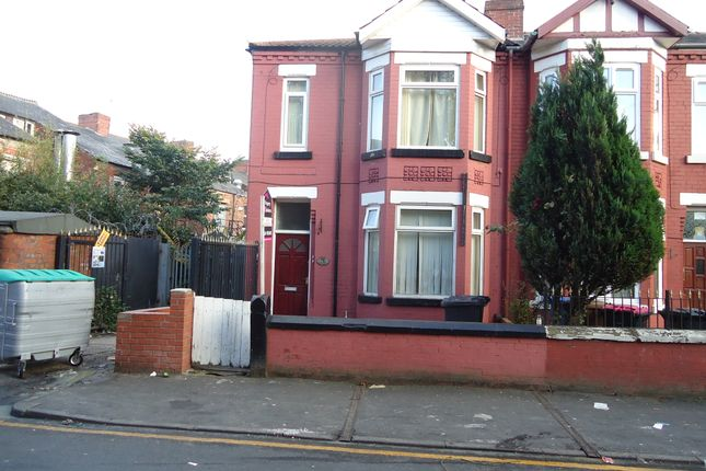Thumbnail Flat to rent in George Street North, Cheetham Hill, Salford