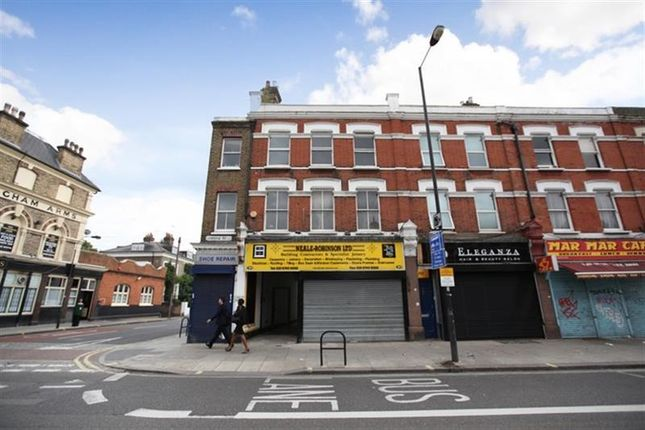 Thumbnail Maisonette for sale in Uxbridge Road, Shepherds Bush