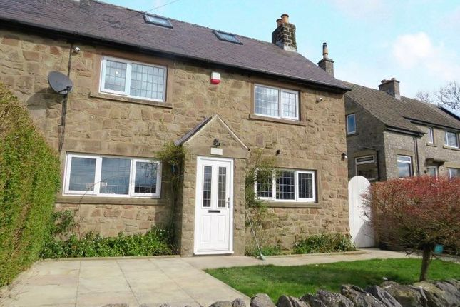 Thumbnail 4 bed end terrace house to rent in Monyash Road, Over Haddon, Bakewell
