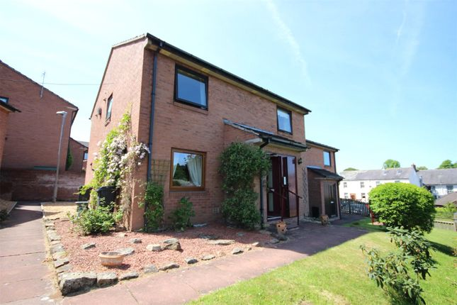 Thumbnail Flat for sale in 26 Showfield, Brampton, Cumbria