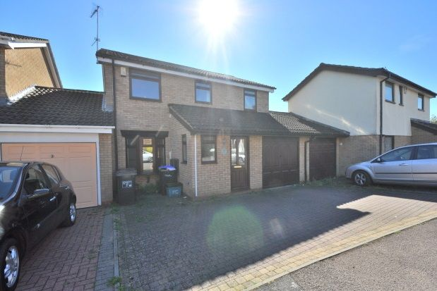 Thumbnail Property to rent in Strelley Avenue, Northampton