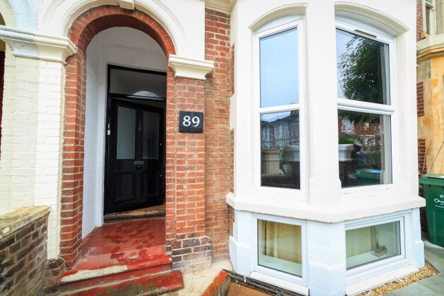 Thumbnail Terraced house to rent in Cottage Grove, Southsea