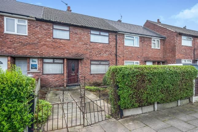 Front of Buckingham Close, Bootle, Merseyside L30