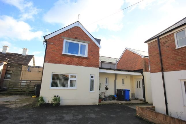 Thumbnail Link-detached house for sale in Ashley Road, Poole
