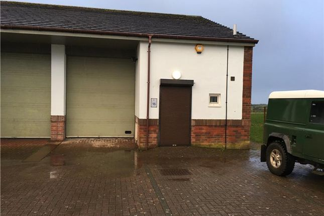 Thumbnail Commercial property to let in 16, Cross Lanes Industrial Estate, Seascale, Cumbria, UK