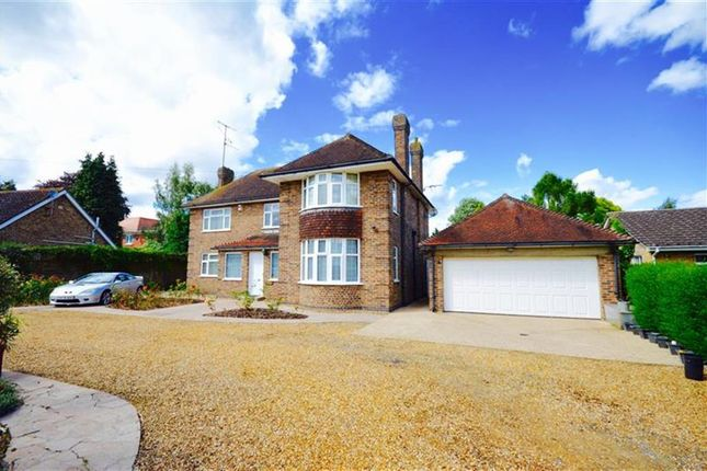 Thumbnail Detached house for sale in Poplars Farm Road, Barton Seagrave, Kettering