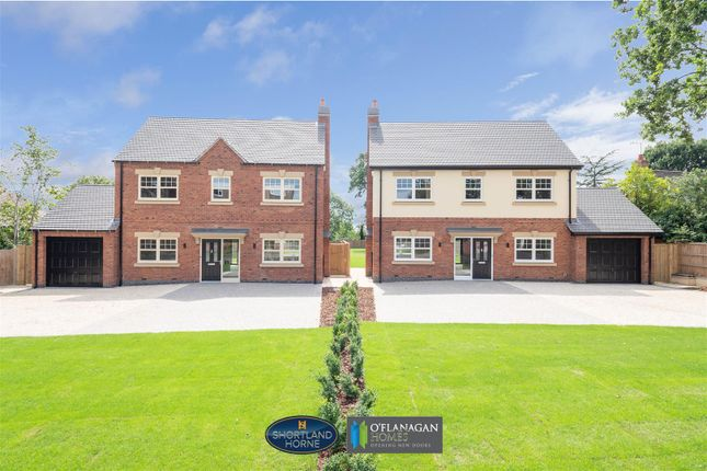 Thumbnail Detached house for sale in Chestnut Rise, Broad Lane, Coventry