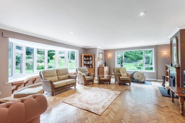 Sitting Room of London Road, Hill Brow, Liss GU33