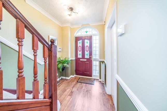 Hallway of Copperwood, Norton, Runcorn, Cheshire WA7
