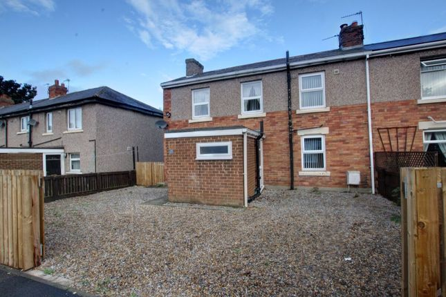 Thumbnail Semi-detached house for sale in Fletcher Crescent, Houghton Le Spring