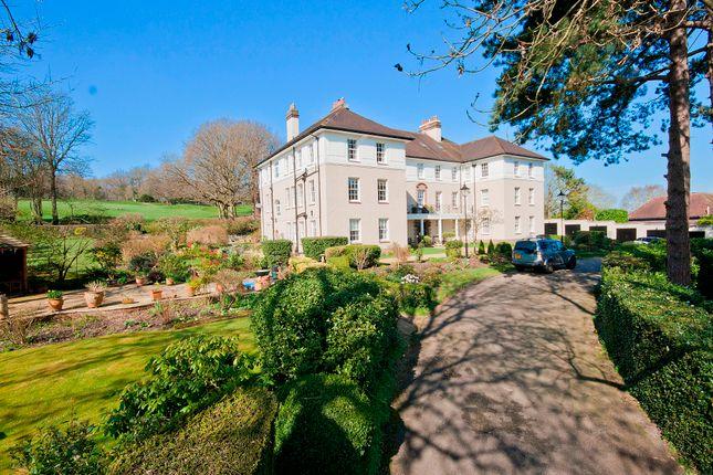 Thumbnail Flat for sale in Moor Park Gardens, Pembroke Road, Moor Park, Middlesex