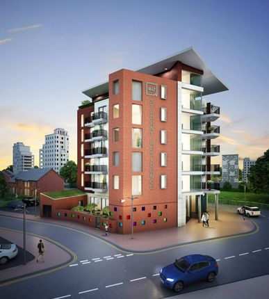 Thumbnail Flat for sale in Clarence Street, Leicester, Leicestershire