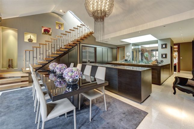 Thumbnail Terraced house for sale in Eaton Square, Belgravia, London