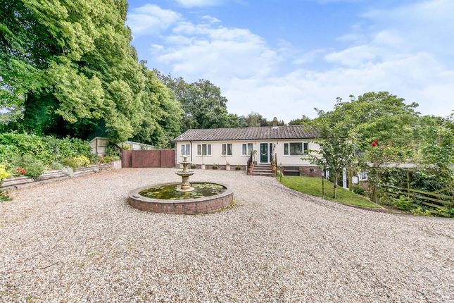 Thumbnail Detached bungalow for sale in Middleton, Sudbury