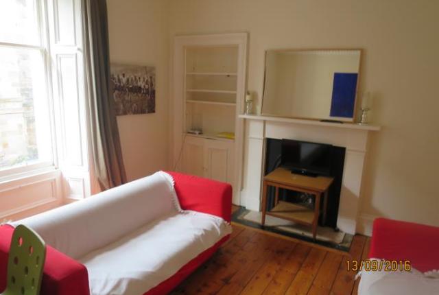 Thumbnail Flat to rent in 10 Livingstone Place, Edinburgh