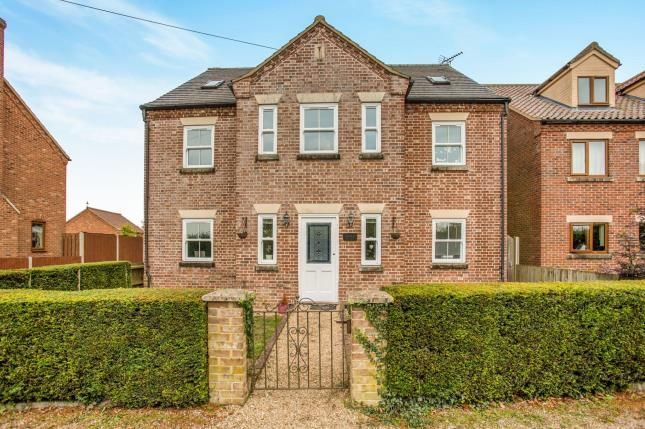 Thumbnail Detached house for sale in Beeston, King's Lynn
