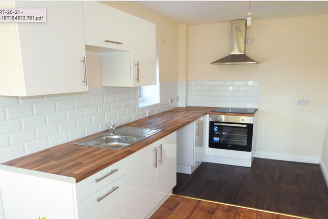 1 bed flat to rent in New Bridge Road, Hull HU9