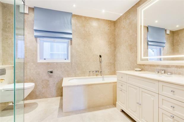 Bathroom of Cheniston Gardens, Kensington, London W8